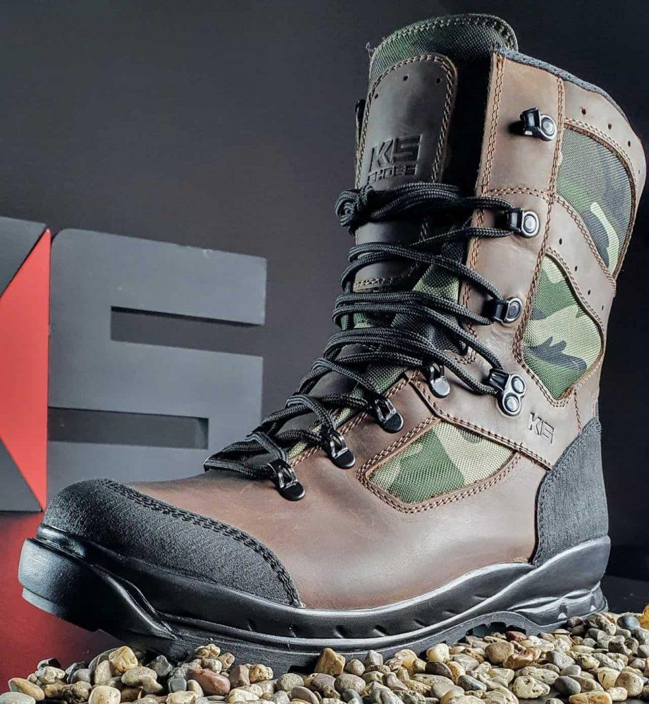 lovačke cipele defender KS 121 maskirne