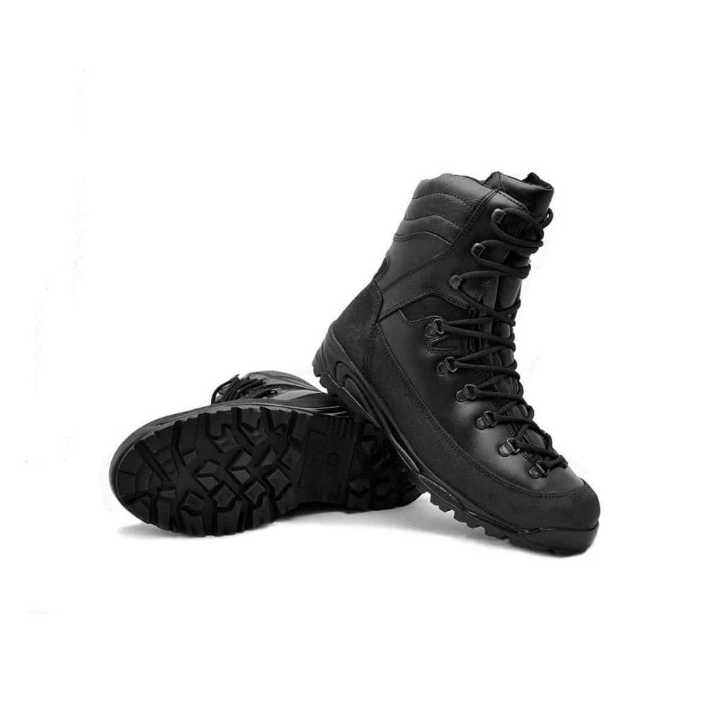 lovačke cipele military ks 106 crne