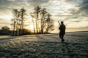 lovac na slici