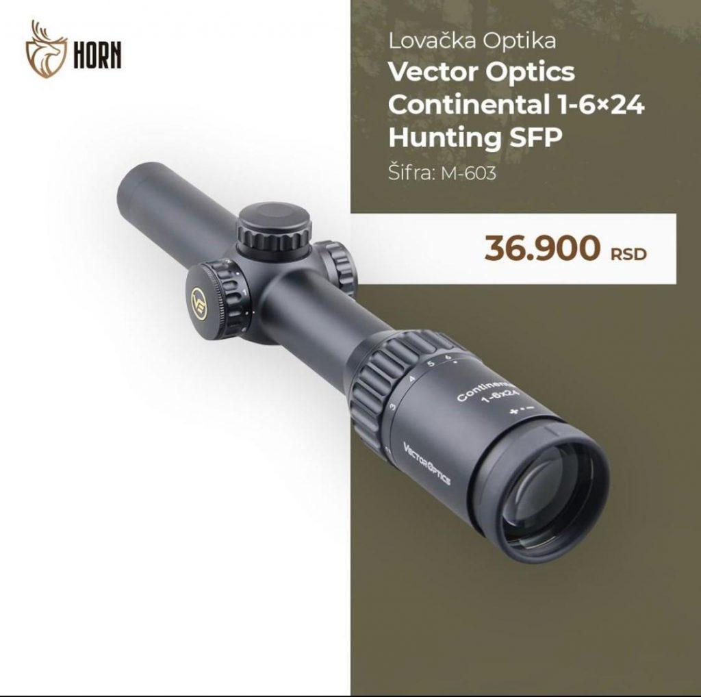 Vector optika 1-6X24